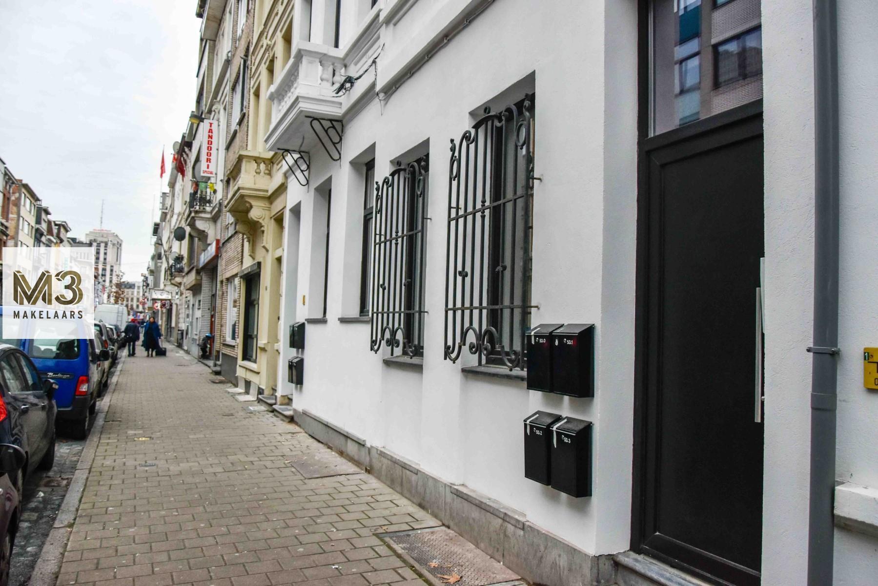 Trendy, gemeubeld appartement met 2 slpk in hartje Antwerpen