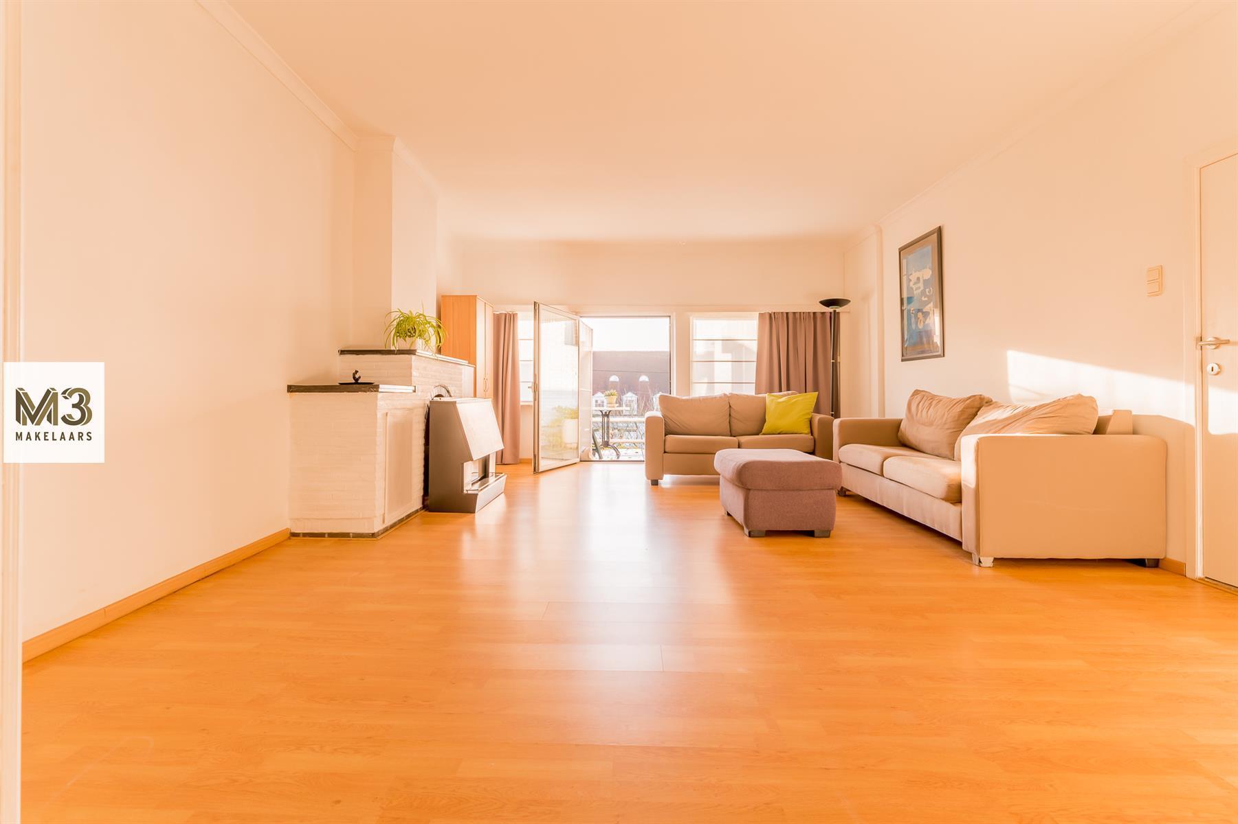 Perfect onderhouden appartement op toplocatie!