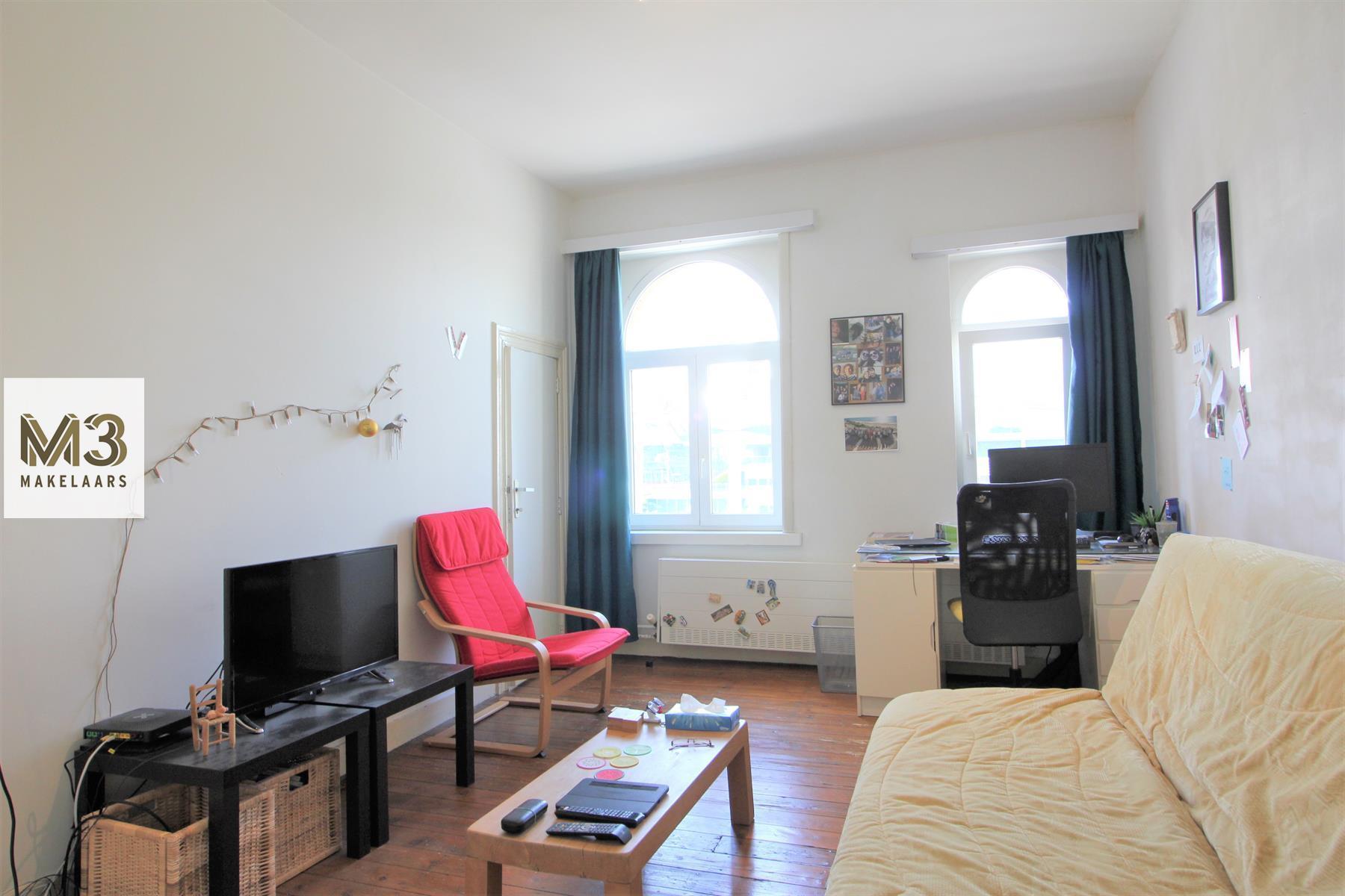 Appartement met 1 slpk en mooi uitzicht